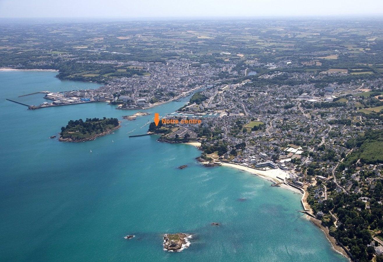 Centre Nautique De Douarnenez Unat Bretagne