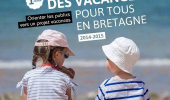 Couverture Guide Vacances pour tous Unat Bretagne
